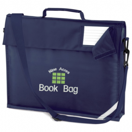 Nine Acres Bookbag